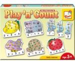 Bino Play 'n' Count Számolós puzzle