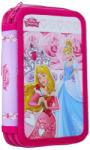 Lizzy Card Disney hercegnők 2 emeletes tolltartó (6017)
