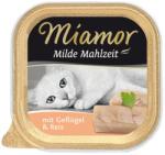 Miamor Milde Mahlzeit - Chicken & Rice 6x100g