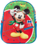 Mickey Mouse Ghiozdan 3D Mickey Mouse, 30 cm