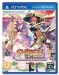 Aksys Shiren the Wanderer The Tower of Fortune and the Dice of Fate (PS Vita) Játékprogram