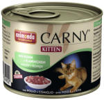 Animonda Carny Kitten Chicken & Rabbit 6x200g