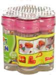 Simba Art and Fun vasalható gyöngy készlet - virág, 1300 darabos, több színben (ST106370205)