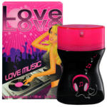 Parfums Love Love Love Music EDT 100ml Parfum