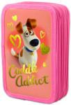 Lizzy Card A kis kedvencek titkos élete - Max 3 emeletes tolltartó - rózsaszín (16434802)