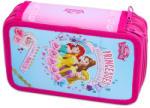 Lizzy Card Disney hercegnők 3 emeletes tolltartó (6035)