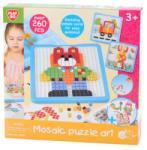 Playgo Mozaik puzzle szett - 260db-os