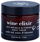APIVITA Wine Elixir Red Wine & Beeswax crema de noapte pentru fermitate si contur 50 ml pentru femei