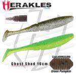 Herakles Shad HERAKLES GHOST 10cm GREEN PUMPKIN (WTS. ARHKAU09)