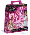 Crazy Chic - Kötött Ékszerkészítő Szett (Clementoni, 78138)