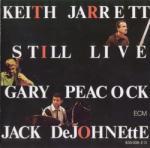 ECM Records Keith Jarrett Trio: Still Live