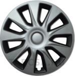 Versaco Stratos DC fekete ezüst 15 colos dísztárcsa