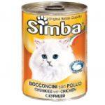 Monge Simba Chicken 415g