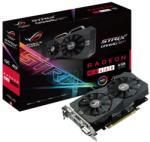 ASUS Radeon RX 460 4GB GDDR5 128bit PCI-E (ROG STRIX-RX460-O4G-GAMING) Видео карти
