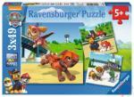 Ravensburger Mancs őrjárat 3x49 db-os (09239)