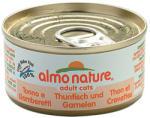 Almo Nature Adult Tuna & Shrimp Tin 70g