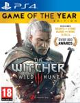 CD PROJEKT The Witcher III Wild Hunt [Game of the Year Edition] (PS4)