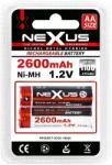 Nexus AA 2600mAh (2) (18506)