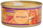 PETKULT Tuna & Shrimp Tin 80g