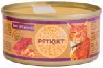 PETKULT Tuna & Shrimp Tin 80g