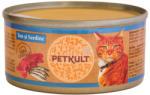PETKULT Tuna & Sardine Tin 80g