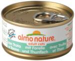 Almo Nature Adult Tuna & Trout 70g