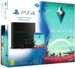 Sony PlayStation 4 Jet Black 1TB (PS4 1TB) + No Man's Sky Конзоли за игри