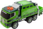 Toy State - Masinute City Service - Camion de Reciclare si Masina de Dezinsectie