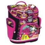 Starpak Ghiozdan ergonomic scoala cu pereti rigizi Barbie Princess Power 37 cm (JS329787)