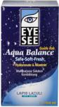 EYE SEE Aqua Balance cu hialuronat si Alantoina 3 x 360 ml - Soluții pentru î ngrijire Lichid lentile contact