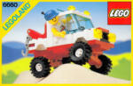 LEGO LEGOLAND - Hook & Haul Wrecker (6660)