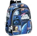Perona Ghiozdan scoala etapa I Star Wars Space 35 cm (28637)