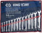 KING TONY Csillag-villáskulcs készlet 14db (1214SR)