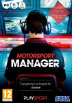 SEGA Motorsport Manager (PC) Játékprogram