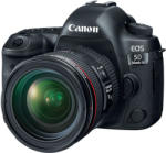 Canon EOS 5D Mark IV + 24-70mm IS Aparat foto