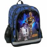 DERFORM Star Wars: R2D2 si C3PO - Ghiozdan 39cm (PL15SW11)