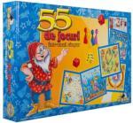 Noriel 55 de Jocuri intr-unul singur Joc de societate