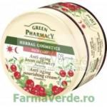 Green Pharmacy Cosmetica Verde Crema faciala anti-aging nutritiva cu extract de merisoare EP66 Green Pharmacy Cosmetica Verde