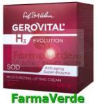 Farmec-gerovital-aslavital Crema lift hidratanta de zi cu FP15 50ml Gerovital H3 Evolution