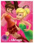 Csingiling Disney Csingiling, Fairies vastag polár takaró 120*150 cm