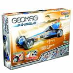 Geomagworld Geomag versenyautó - Wheels B kilövővel
