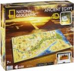 4D Cityscape Egypt 4Dimenziós Puzzle