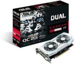 ASUS Radeon RX 460 2GB GDDR5 128bit PCIe (DUAL-RX460-O2G) Videokártya