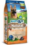 Happy&Fit Natural Adult Rind & Reis/Beef & Rice XL 12kg