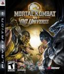 Midway Mortal Kombat vs DC Universe (PS3) Játékprogram