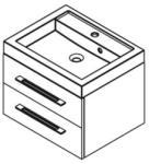 SAPHO Marioka II 60 mosdó tartó szekrény