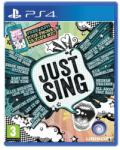 Ubisoft Just Sing (PS4)