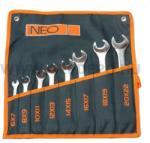 NEO TOOLS Villáskulcs készlet 8db 6-22mm (09-851)