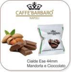 Caffé Barbaro mandulás-csokis ízesítésű pod