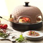 Emerio Pizzarette mini 4 Грил за пица
